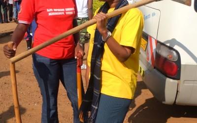 "NNO ATTENDS ""UMUGANDA"" IN RWANDA"