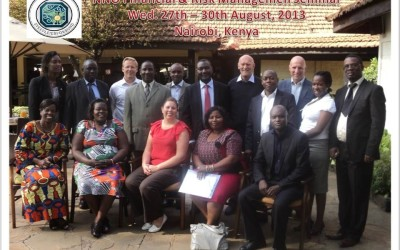 NNO finance and risk management seminar in Nairobi