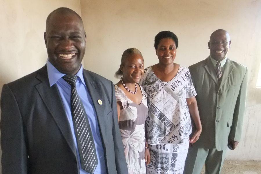 VELLYKKEDE FORHANDLINGER FOR ZAMBISKE SYKEPLEIERE