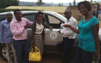 RWANDA: ANNERLEDES LANDET