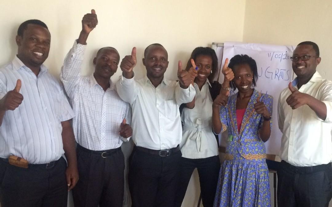 Sterkere stemme for våre afrikanske kolleger