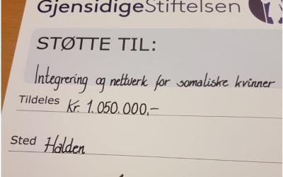 """""""INNE"""" in Østfold – integration network for Somali women"""